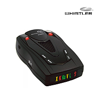 Радар детектор WHISTLER 338RU, все диапазонный.
