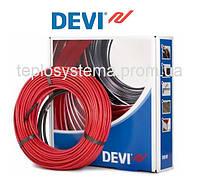 Теплый пол - Двухжильный нагревательный кабель DEVIflex 18T (DTIP 18T) 130 Вт - 7 m (Дания)