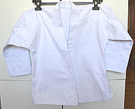 Кимоно для айкидо с длинным рукавом детское от 100 до 154 см.