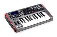 MIDI клавиатура NOVATION IMPULSE-25 USB-MIDI контроллер