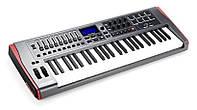 MIDI клавиатура NOVATION IMPULSE 49 USB-MIDI контроллер