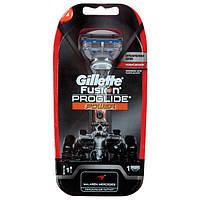 Станок Gillette Fusion ProGlide Power Silver F1 со сменной кассетой  ProGlide Power
