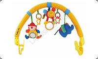 Дуга для коляски, кроватки Baby Mix Клоун- TE-8215-94