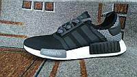 Беговые мужские кроссовки Adidas Originals NMD Runner black