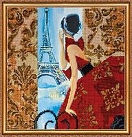 """Набор для вышивания бисером """"Окно в Париж"""""""