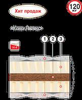 Матрас беспружинный Коко-латекс серия Премиум