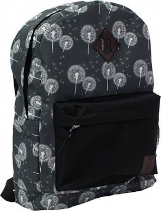 Удобный молодежный рюкзак 17 л Bagland 533664 серый
