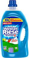 Жидкий стиральный порошок Weiber Riese для цветного и белого белья,  5,11 л