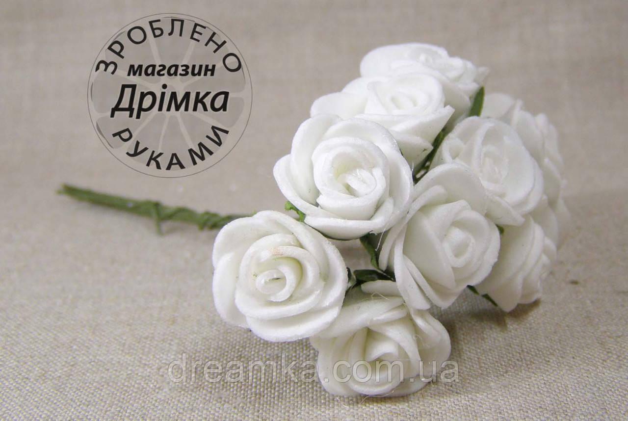 Розы из латекса 4 фотография