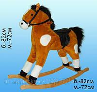 Мягкая игрушка Каталка Лошадь большая