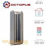 Тепловой насос Octopus 20-30 KW типа *Воздух-Вода* до 300 кв.м.(IS 81)