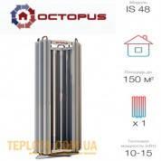 Тепловой насос Octopus 10-15 KW типа *Воздух-Вода* до 150 кв.м.(IS 48)