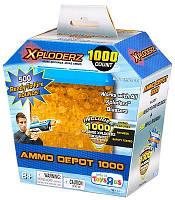 Наборы боеприпасов Xploderz Ammo Deport 1000 Orange (45119)