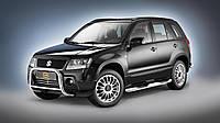 Пороги Suzuki grand vitara