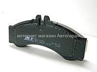 Тормозные колодки передние на Мерседес Спринтер 408-416 1995-2006 A.B.S. (Нидерланды) 37000
