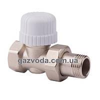 Прямой термостатический вентиль Icma с предварительной настройкой для железной трубы 1/2 Арт. 779