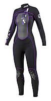 Гидрокостюм женский длинный Jobe Full Suit Indy Purple Размер XS