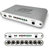 Аудио интерфейс EGOSYSTEMS MAYA44 USB+