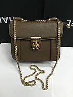 Женская кожаная сумка Chloe