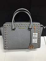 Женская кожаная сумка Michael Kors