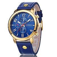 Мужские часы Curren 8192 Blue