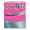Новинка! Полимерная глина Sculpey Souffle Скалпи Суфле, диско 80-х (розовый), 6503