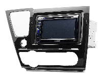 2-DIN переходная рамка HONDA Civic Sedan 2013+ (Left Wheel), CARAV 11-467