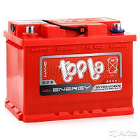 Акумулятор TOPLA ENERGY 60ah/12v