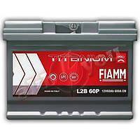 Акумулятор FIAMM 60ah/12v