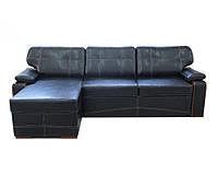 Угловой диван Магнат 2+Аллигатор (раскладка Дельфин)