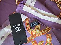 Шелковый платок Chanel