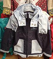 """Детская курточка для мальчика """"Ветровка"""""""