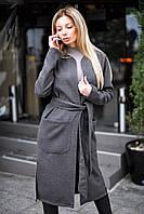 Пальто женское удлиненное