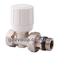 Прямой терморегулирующий вентиль Icma  с ручным и термостатическим управлением 3/4 Арт. 975