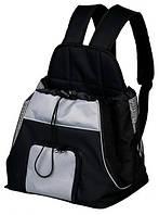 Сумка-рюкзак 32 для кошек и собак Trixie Tamino Front Carrier для животных до 5кг, 32×37×24