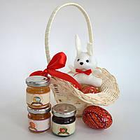 Пасхальный сувенир в корзине