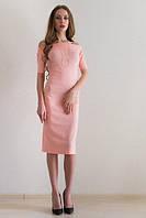 Платье женское Марис нежно розовое , женские платья