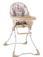 Детский стульчик для кормления Bertoni Candy Beige Bear Toys
