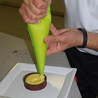 Кондитерский мешок силиконовый одноразовый, 43 см