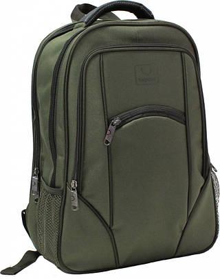 Вместительный городской рюкзак 21 л Bagland 53766 хаки
