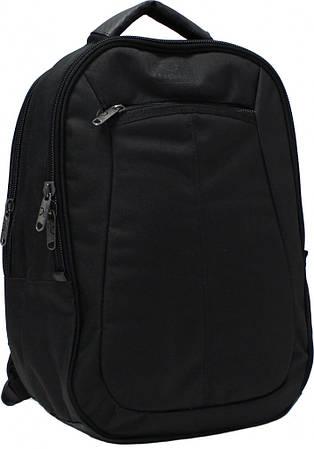 Эксклюзивный рюкзак 22 л Bagland 53666 черный