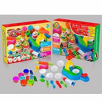 """Пластилин детский """"Кексы""""  (Аналог Play-Doh Плей До)"""