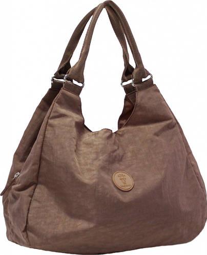 Неповторимая женская сумка Diana 10 л Bagland 28276-1 бежевый