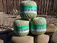 Пряжа для вязания FILO di SOZIA № 8