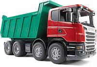 Bruder 03550 игрушка - самосвал SCANIA R-series