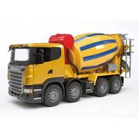 Bruder 03554 игрушка - бетоновоз SCANIA R-series