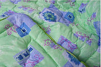 Одеяло Евро двуспальное, холлофайбер, 200х210, микрофибра