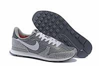Крутые кроссовки мужские Nike Internationalist HPR Grey оригинал
