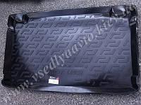 Коврик в багажник HYUNDAI Getz с 2003 г. (L.Locker, Россия) пластик+резина