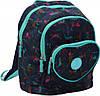 Интересный рюкзак Heart monkey 9 л Bagland 16344-1 малиновый